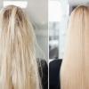 Melange Beauty Academy Haarglättung
