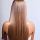 Dauerhafte Haarglättung